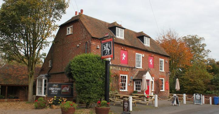 Pub of the Week: The White Lion, Selling